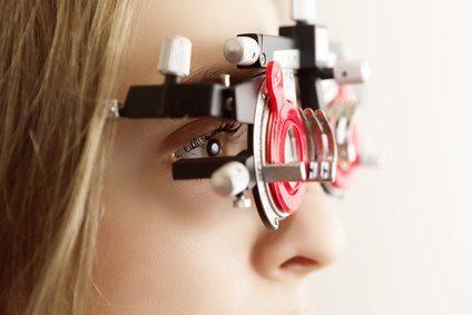 Diagnostyka wad wzroku
